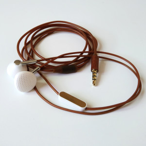 Quality mobile earphone
