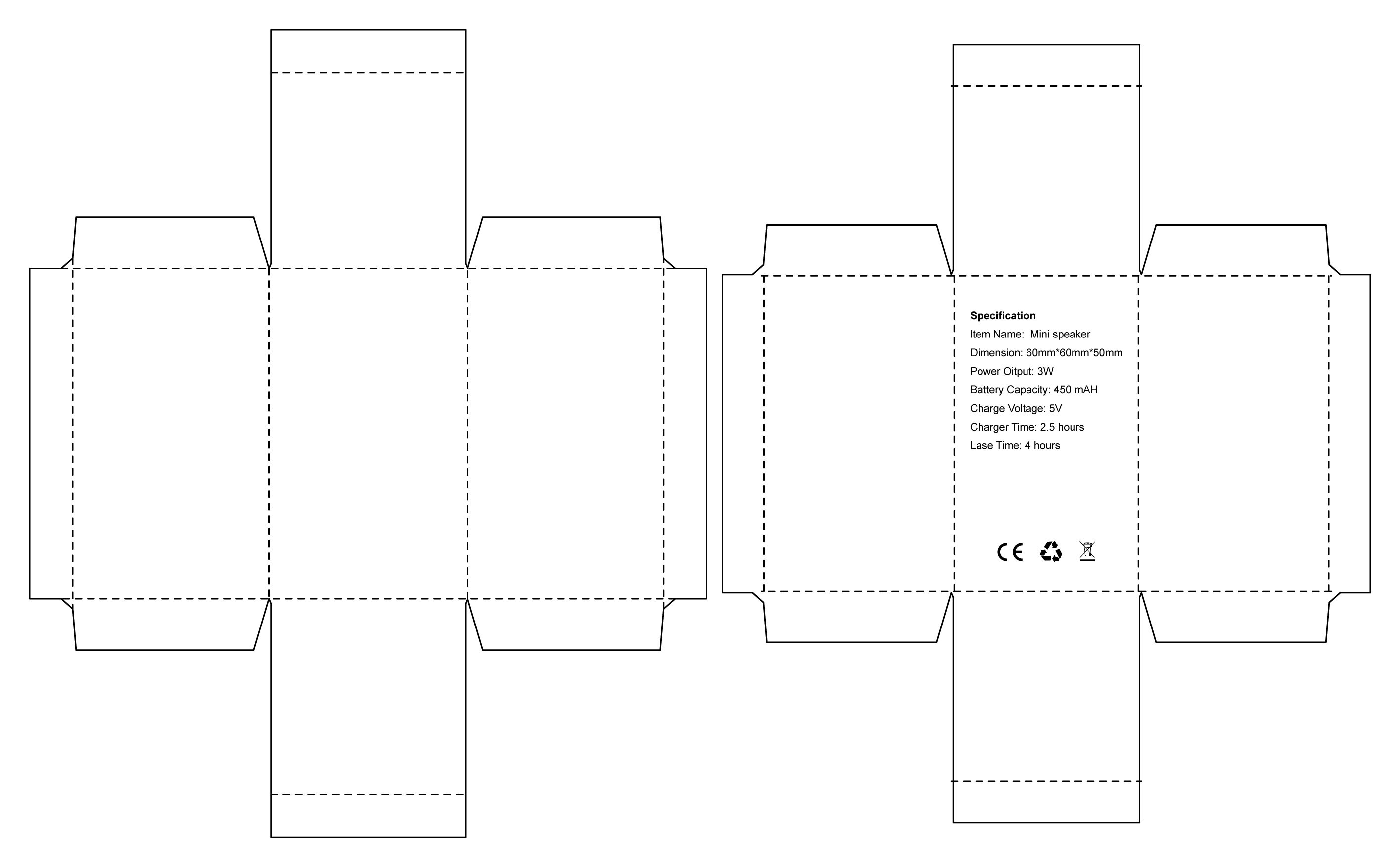 Box template design 28 images 10 best rectangular box for Design your own cereal box template