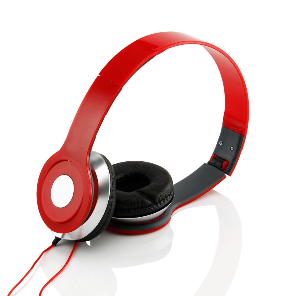 Colorful Universal Adjustable Overear Headphone
