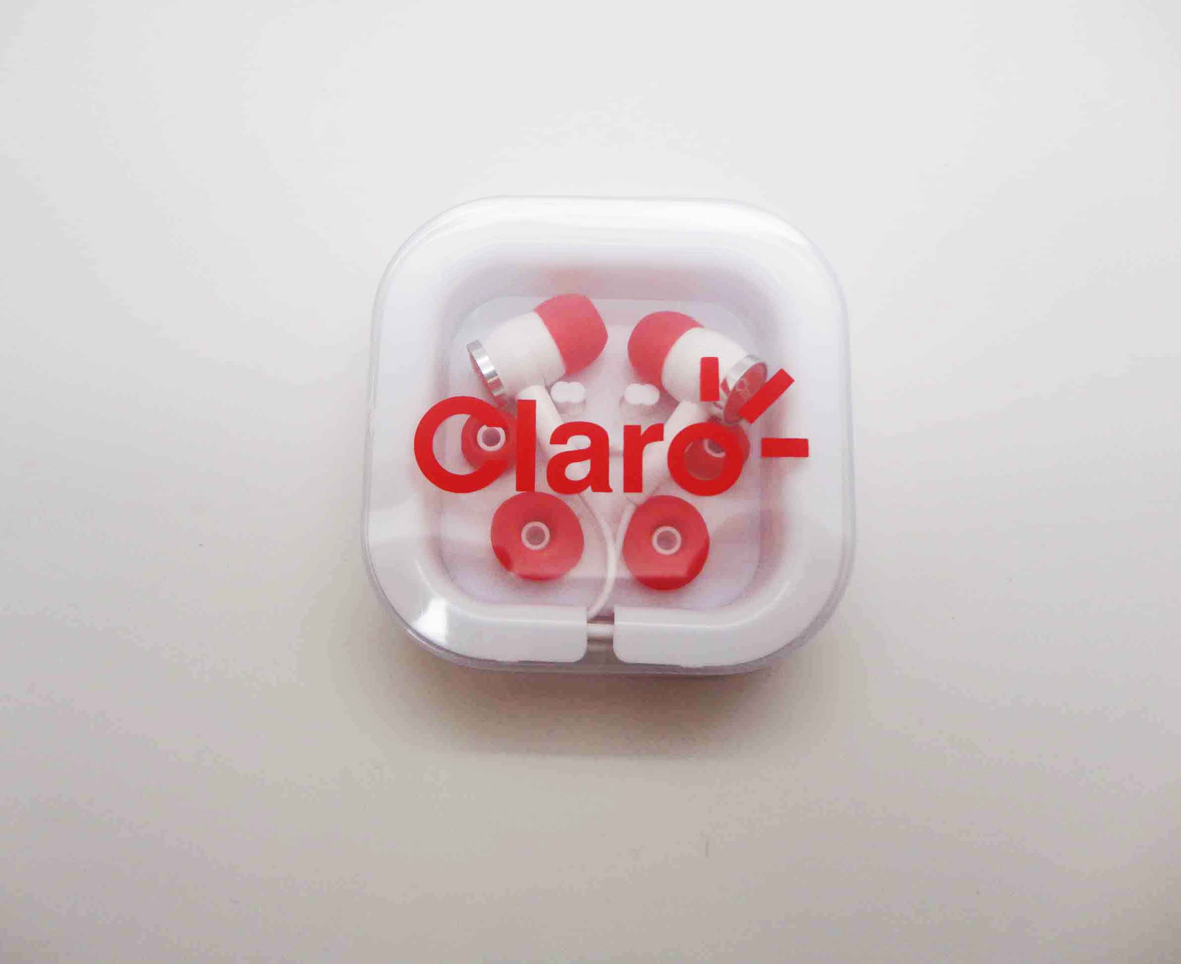 Custom Claro Earphone