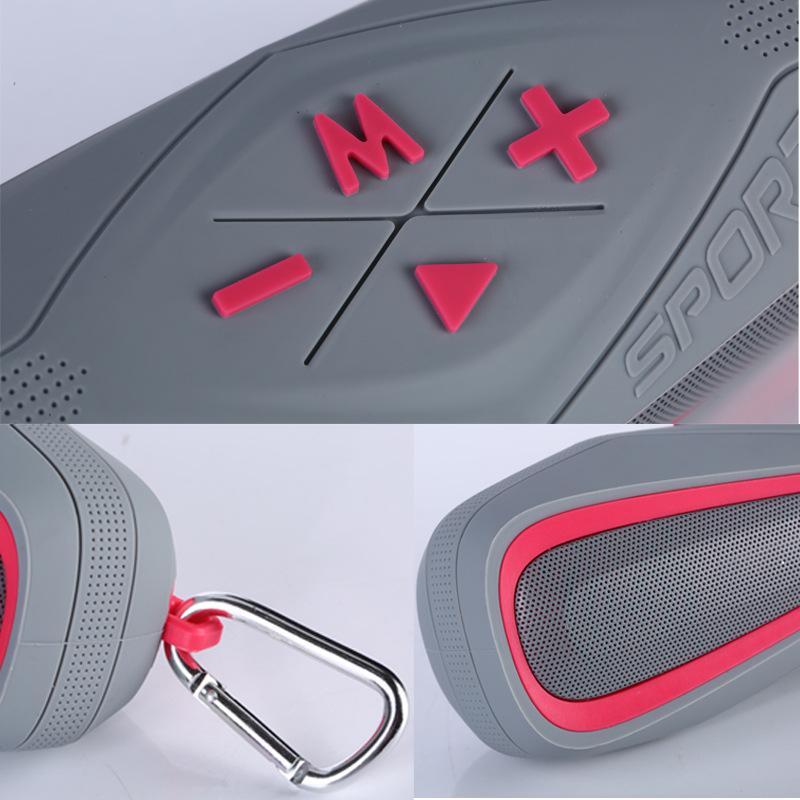 Patented IPX7 Waterproof Bluetooth Speaker