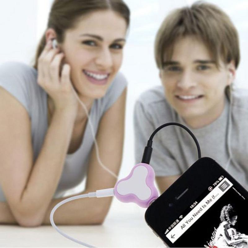 Iphone earphone adapter with earphones - iphone rose gold earphones