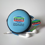 Custom EQUATE thread earphone