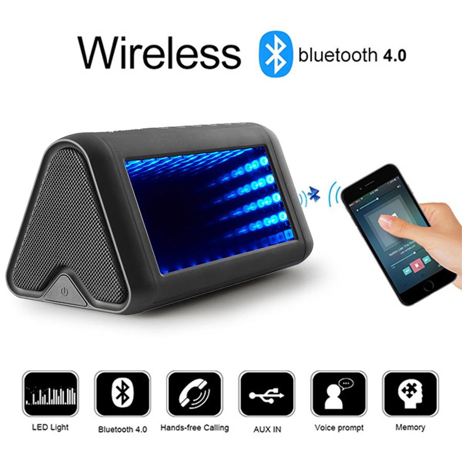 Wireless Mirror Speaker