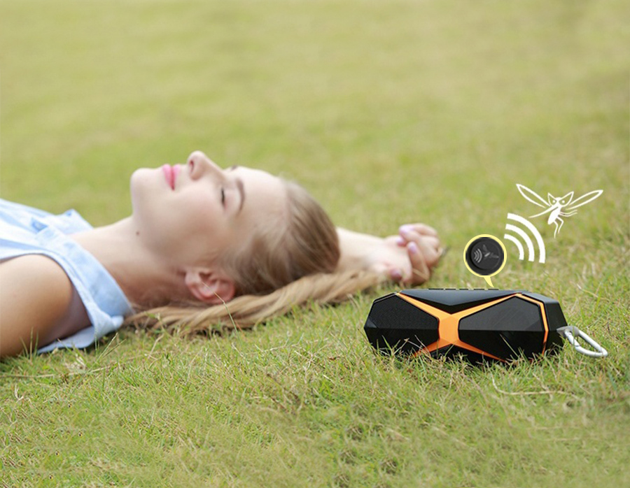 Bluetooth Mosquito Repellent Speaker