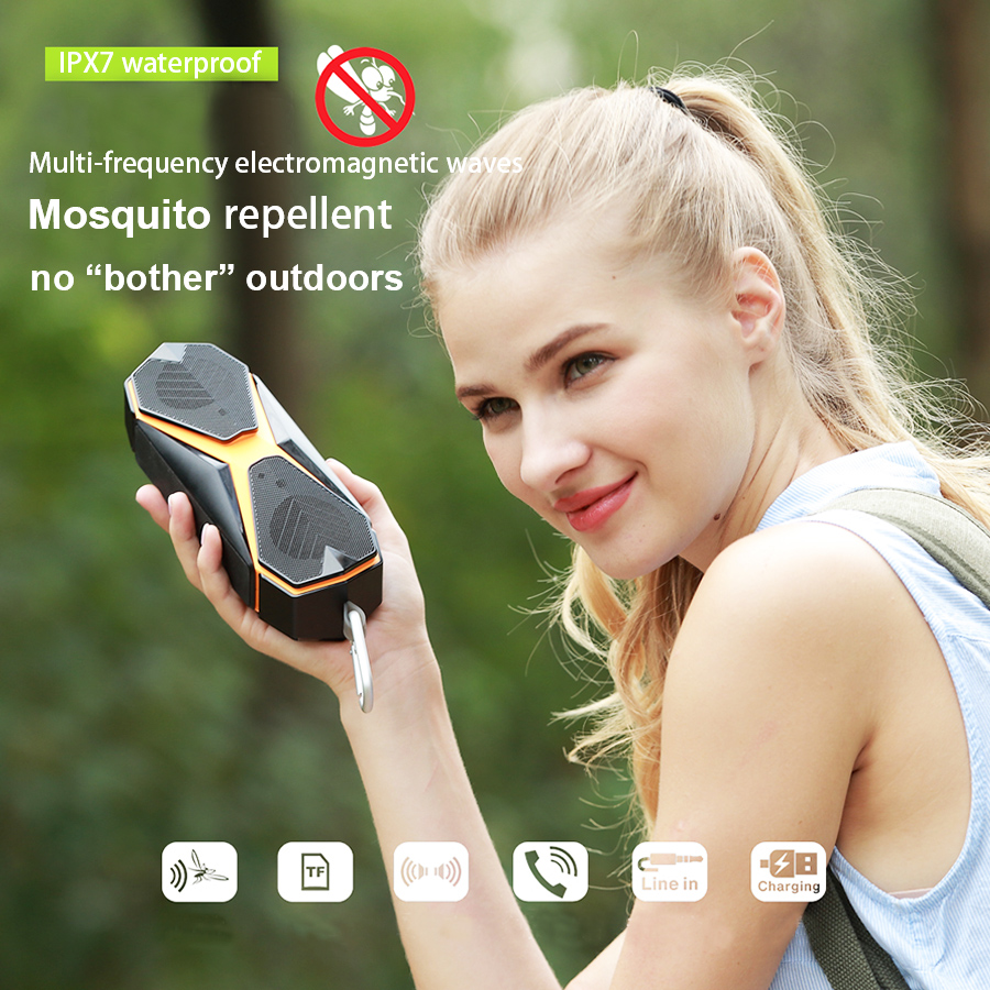 Mosquito Repellent Speaker